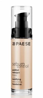Тональный крем для комбинированной кожи Paese Sebum Control тон 402: фото