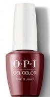 Гель для ногтей OPI GelColor Peru Como se Llama? GCP40: фото