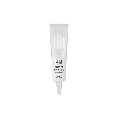 ВВ-крем с эффектом сияния A'PIEU Luster Lighting BB Cream SPF30/PA++ №17: фото