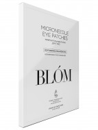 Отзывы Микроигольные патчи для глаз, увлажнение и разглаживание BLÓM 1 пара