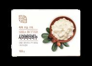 Мыло туалетное Mukunghwa Shea Butter Beauty Soap 100г: фото