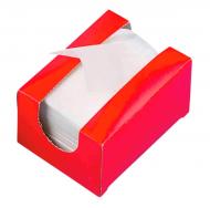 Бумага для химической завивки (одноразовая) Sibel 75x50мм 1000листов: фото